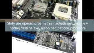 Pamäť s priamym prístupom [RAM] - Random Access Memory