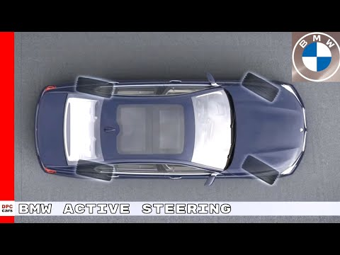 BMW Active Steering Explained