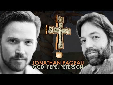 God, Pepe, & Petersonianism (with Jonathan Pageau)