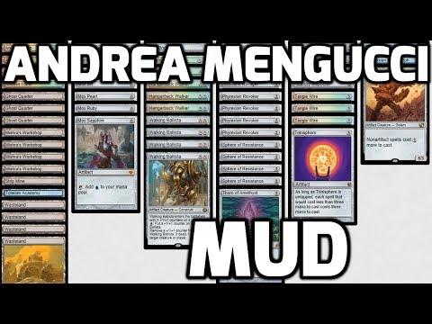 Channel Mengucci - Vintage MUD (Deck Tech & Matches)