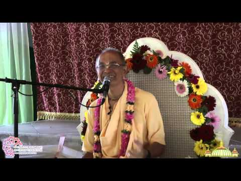 Шримад Бхагаватам 7.15.43-44 - Бхакти Вигьяна Госвами