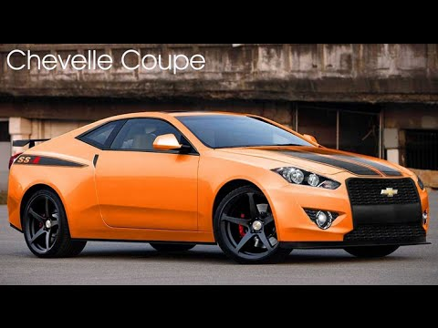 2017 chevy chevelle ss coupe - YouTube