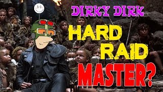 Dirky Dirk: Hard Raid Master? [And New Crossout Pack 2019]