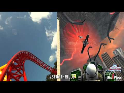 North America's First Virtual Reality Roller Coaster and Seven Family Attractions ...