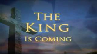 The King Is Coming with Amazing Grace