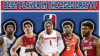 Top 5 Players in the 2020 NBA Draft Class