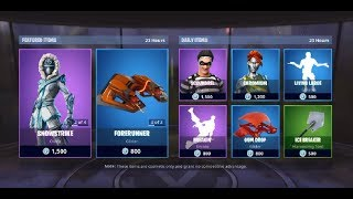 FORTNITE ITEM SHOP LIVE COUNTDOWN! MARCH 11TH - New Skins, Emotes and MORE!!!