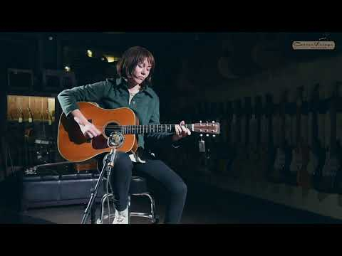 1952 Martin D-28 played by Molly Tuttle