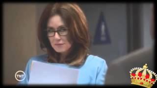 Major Crimes - Sharon/Andy - Her Royal Majesty
