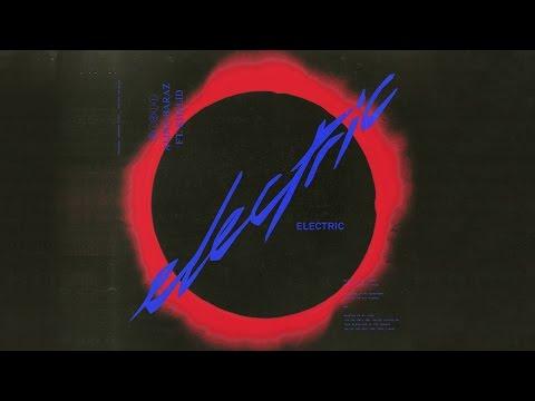 Electric | Alina Baraz & Khalid Piano Instrumental (W/ Lyrics)