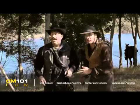 Cem Yılmaz | Yahşi Batı - Sahte Johnny Lesh