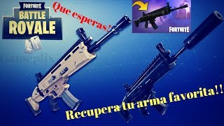 How to Recover Any Fortnite Weapon Save the World xbox one ps4 pc