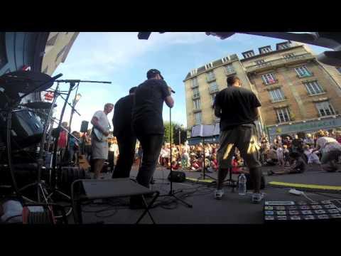 Virtual Slaps - Fête de la musique 2014 - Versailles