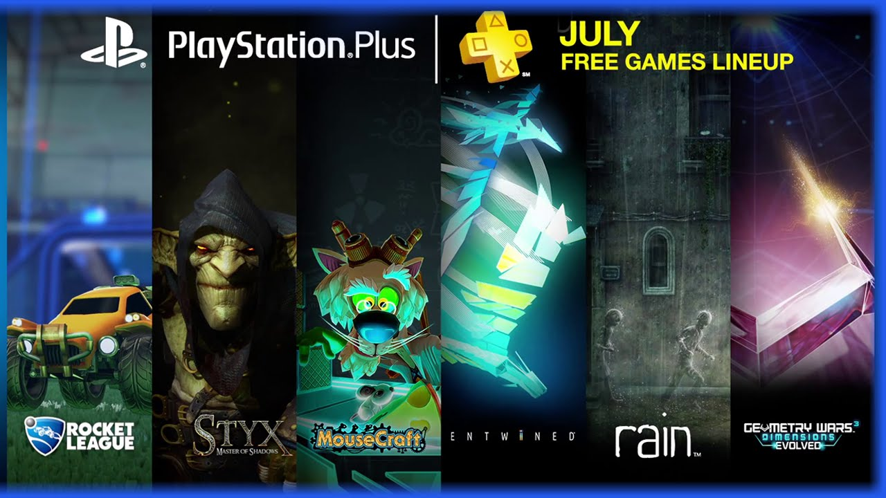 free games on ps4 july 2015
