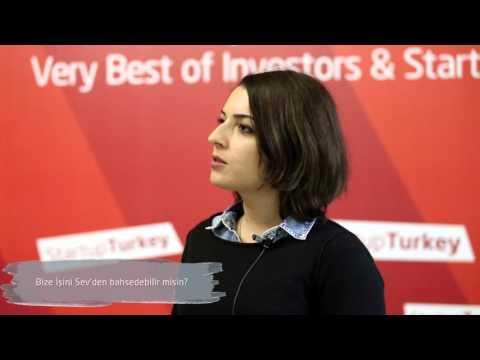 Duygu Aynur - İşini Sev - Startup Turkey 2016 röportajı