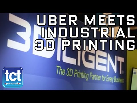 A network for industrial 3D Printing - 3Diligent