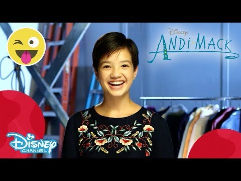 Andi Mack - All Star Easter 🌟 | This or That? ft. Peyton Elizabeth Lee | Official Disney Channel UK