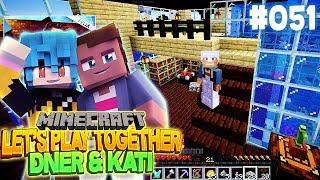 DA KANN MAN SCHON MAL STOLZ SEIN!   Minecraft 1.14 mit Kati & Dner #51