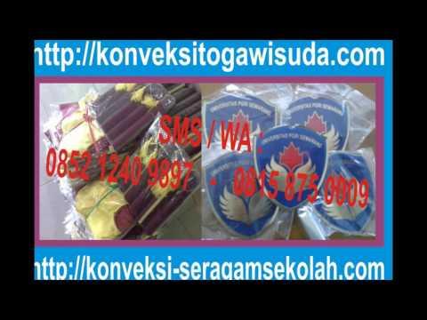 VENDOR/PRODUSEN (085212409897) KONVEKSI/JUAL Seragam Baju Wisuda/Toga/Baju Toga Wisuda di PAPUA