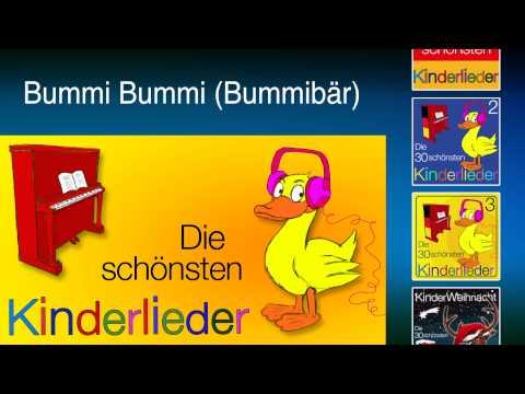 Bummi Bummi (Bummibär) - Kinder Lieder