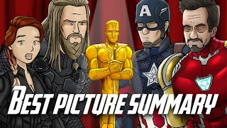 The Avengers - Best Picture Summary 2020