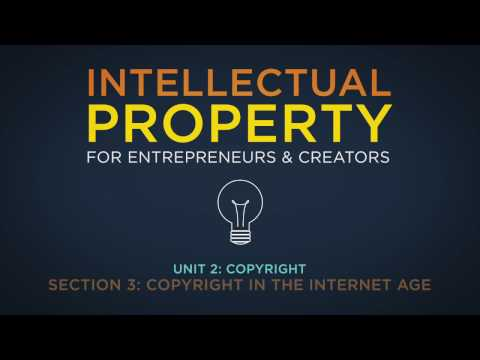 Lecture 23: Alternatives to Traditional Copyright