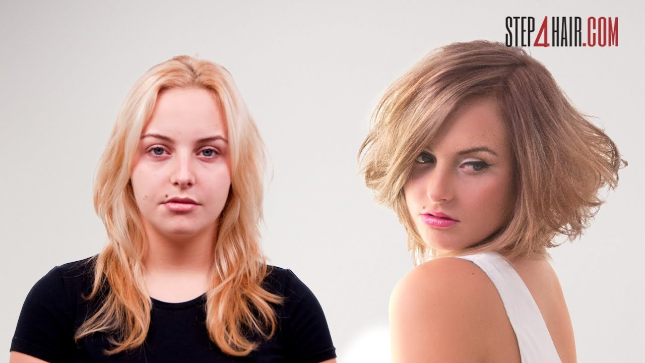 step4hair.com : Ombre hair - hit sezonu! Fryzura krok po kroku.