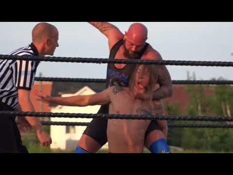 MSW MainStream Wrestling Burnt Church (Commentary)