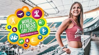 Besser als die Fibo? | World Fitness Day 2018