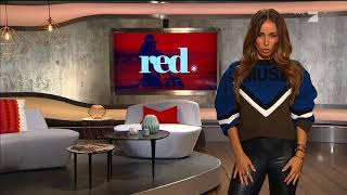 Annemarie Carpendale 16 11 2017 Leather