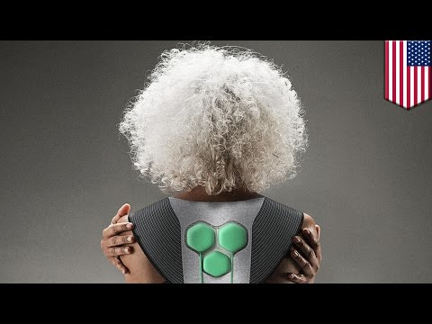 Supersuit for elderly people: wearable tech by startup helps grandma move around - TomoNews