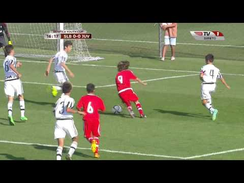 Fabio Silva  Benfica U-14 vs Juventus U-14  Youth Cup 5th edition