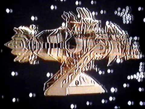 comercial dos bonecos cdz da bandai (manchete - 1996)