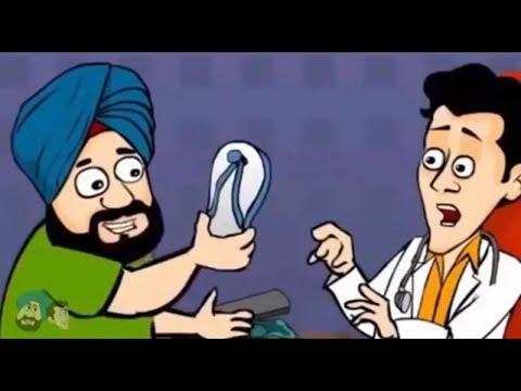 Santa Banta Funny Jokes In Hindi And Urdu