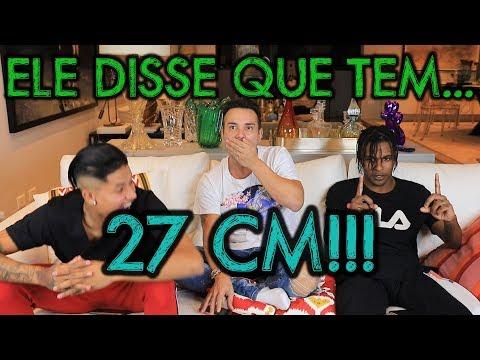 +18 TENHO 27 CM DIZ MC LIL EU NUNCA PESADÃO COM MC LIL E MC CL