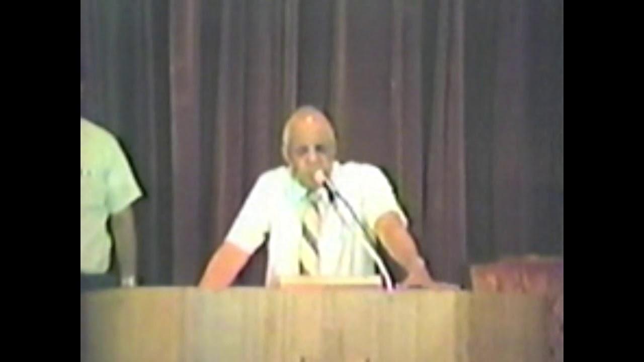 Le Jubilé du Septième sceau  (Fr Joseph Coleman, 1er mars 1987)