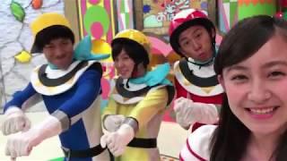【お笑い戦隊ボケルメン】 イエロー 光永 ブルー もりせいじゅ レッド ...