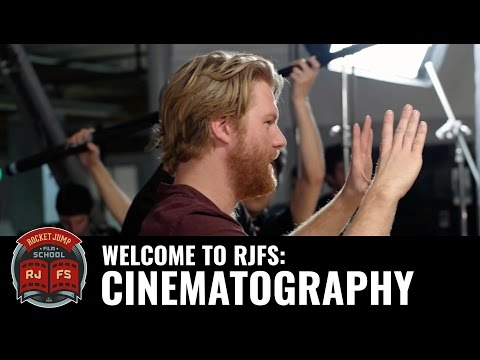 Welcome to RJFS: Cinematography