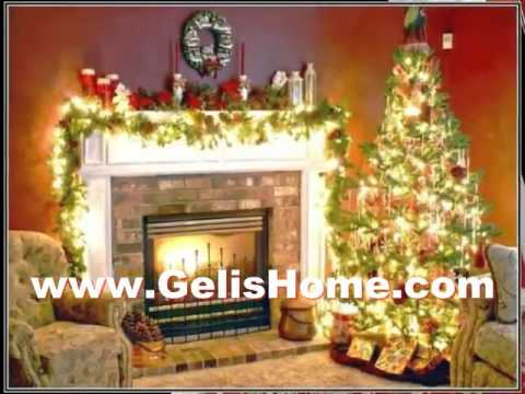 top ideas small fireplace mantels christmas ideas - How To Decorate A Fireplace Mantel For Christmas