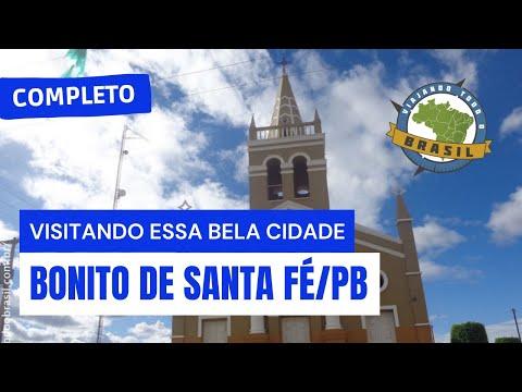 Viajando Todo o Brasil - Bonito de Santa Fé/PB - Especial