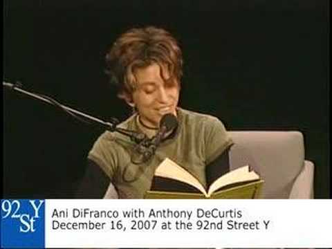Ani DiFranco: Self Evident | 92Y Talks