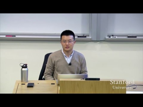Stanford Seminar - Song Han of Stanford University