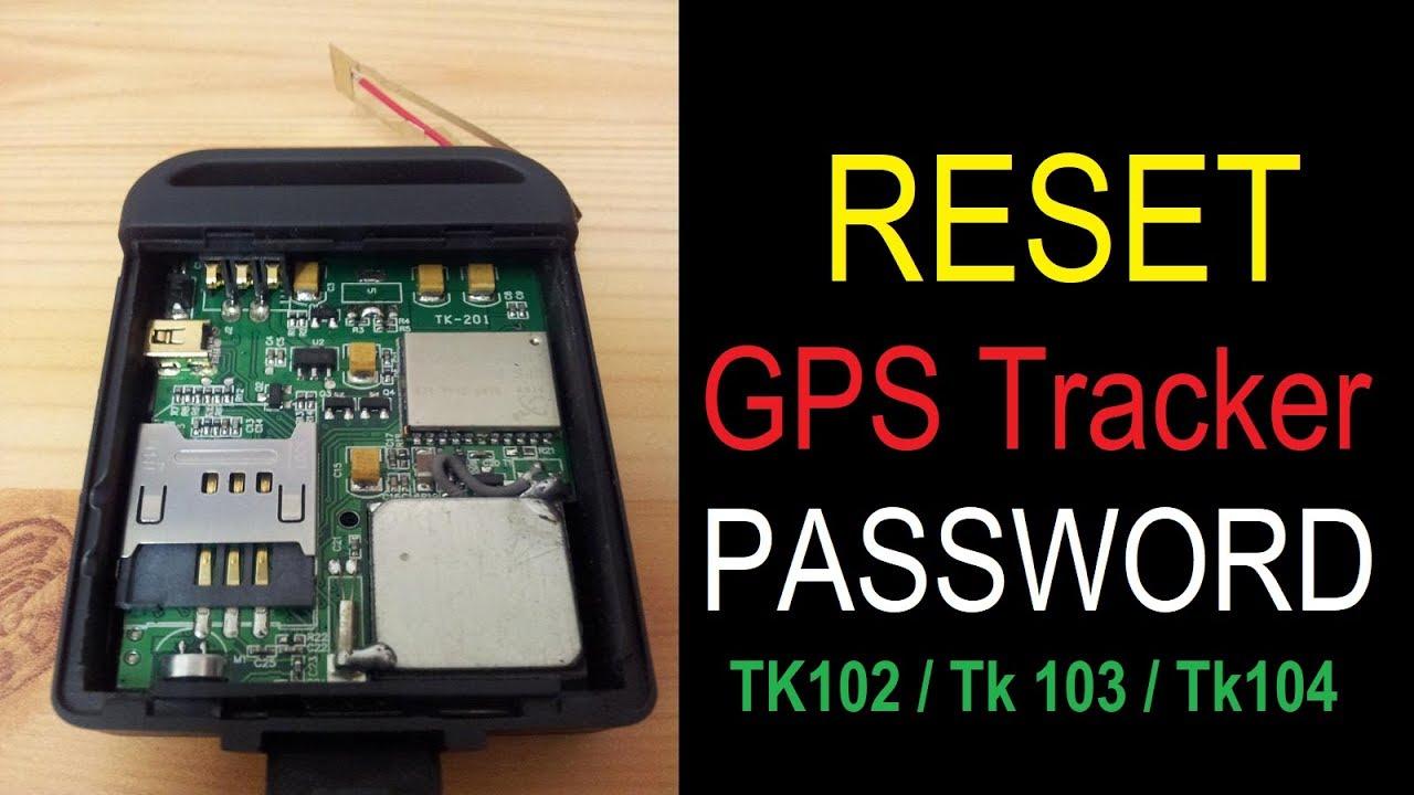 Gps Tracker Change Reset Admin Password Youtube Electronics Gt Circuit Components Optoelectronics