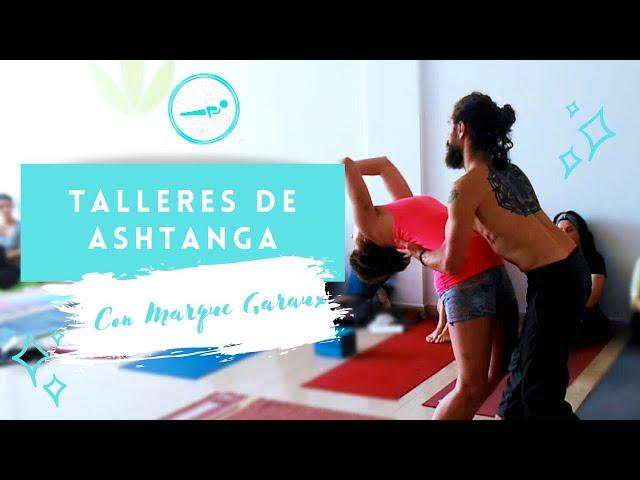 DEMOSTRACIÓN DE JUMP BACK POR MARQUE GARAUX - Ashtanga Yoga