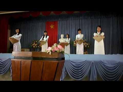 [MÚA] Thương Quá Việt Nam - 12CA5 - THPT Nguyễn Đình Chiểu