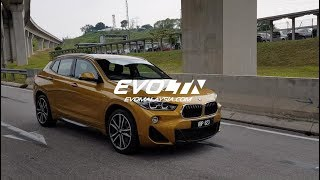 2019 BMW X2 Full In Depth Review | Evomalaysia.com