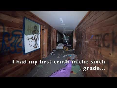 abandoned Summit charter school