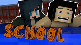 Minecraft School - SWIMMING WITH ITSFUNNEH! #31 | Minecraft Roleplay