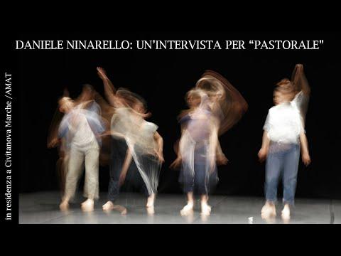"""Daniele Ninarello in residenza per """"Pastorale"""" a Civitanova Marche - un'intervista di Carlotta Tringali"""