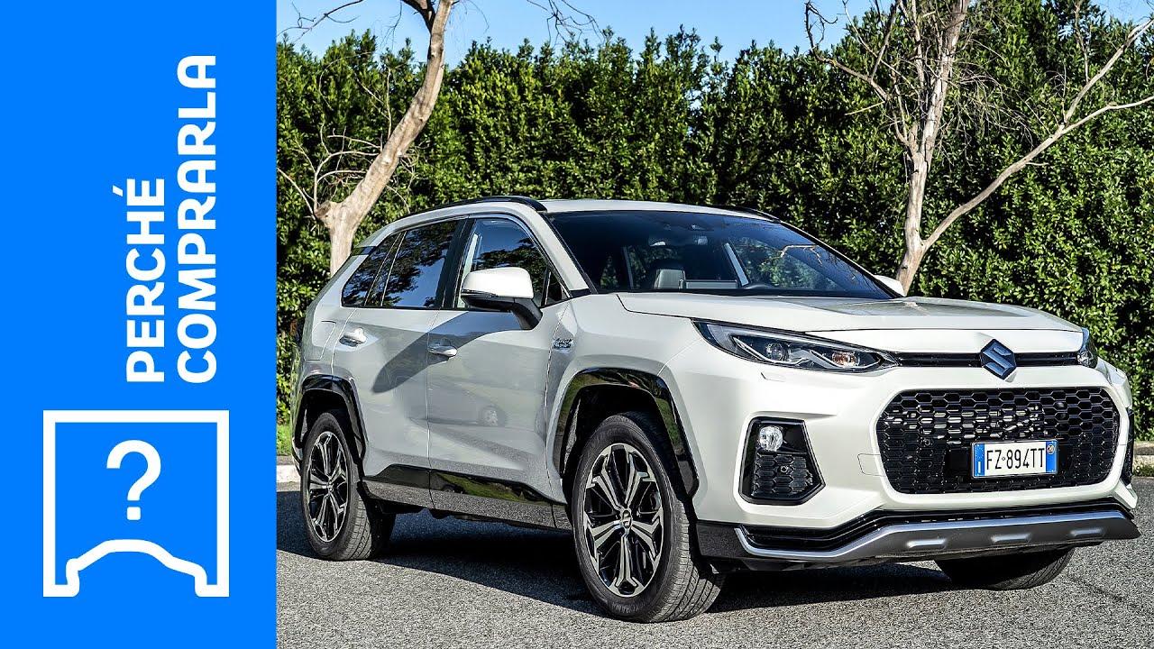 Download Suzuki Across (2020) | Perché comprarla... e perché no